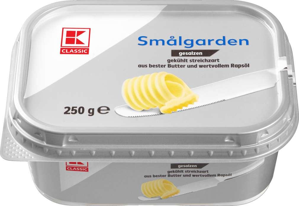 Abbildung des Sortimentsartikels K-Classic Smalgarden gesalzen 250g