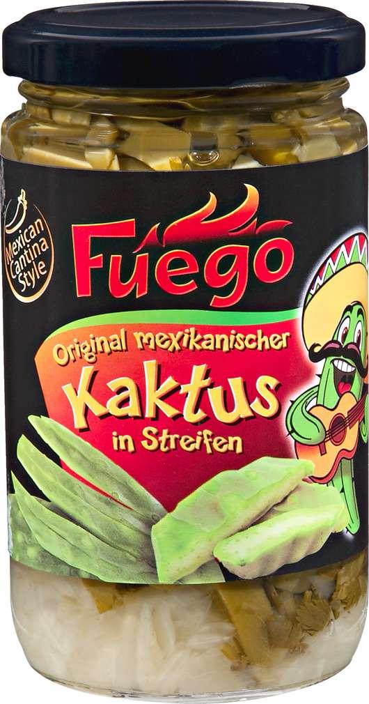 Abbildung des Sortimentsartikels Fuego Kaktus in Streifen 230g