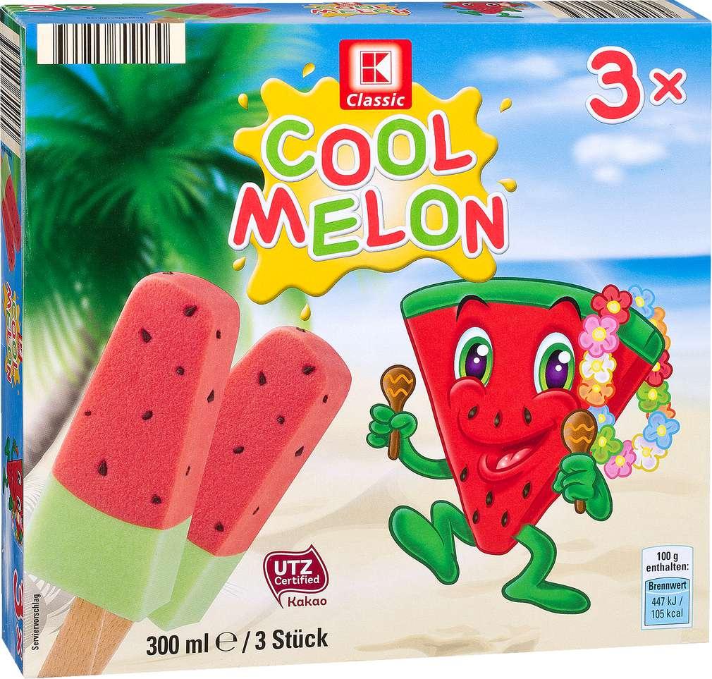 Abbildung des Sortimentsartikels K-Classic Cool Melon 3x100ml