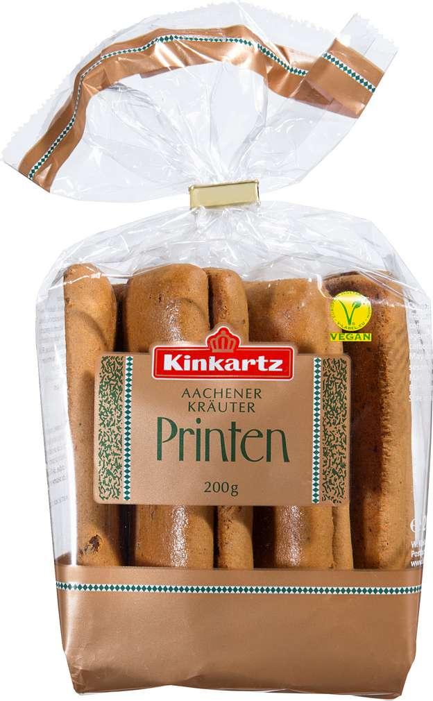 Abbildung des Sortimentsartikels Kinkartz Aachener Kräuterprinten 200g