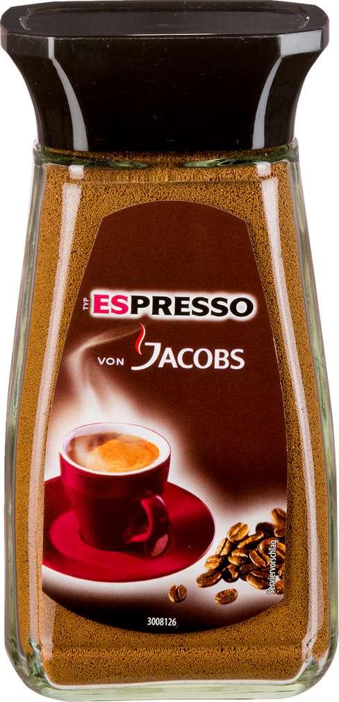 Abbildung des Sortimentsartikels Jacobs Espresso 100g