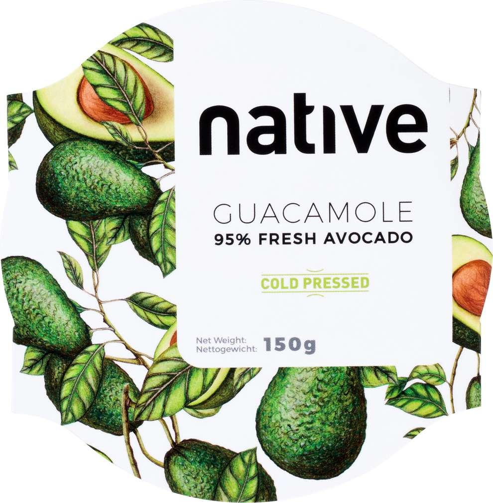 Abbildung des Sortimentsartikels frutasmontosa Guacamole 150g