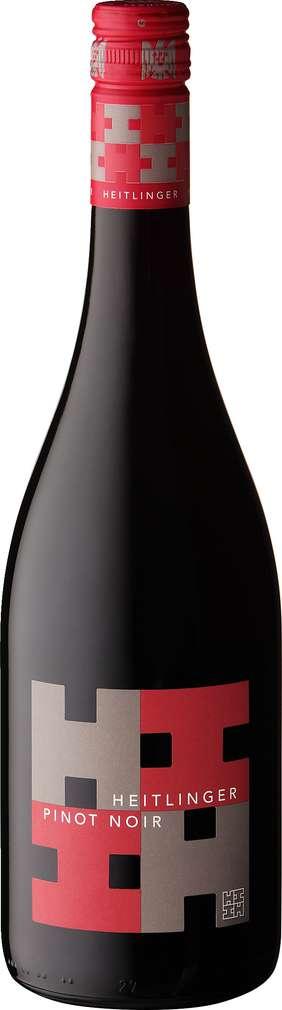Abbildung des Sortimentsartikels Ravensburg Baden Pinot Noir QbA trocken 0,75l