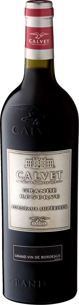 Abbildung des Sortimentsartikels Calvet Grande Réserve 0,75l