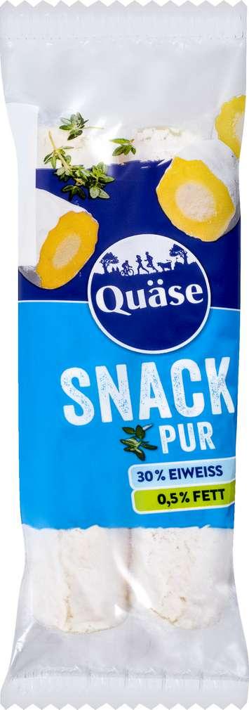 Abbildung des Sortimentsartikels Loose Quäse Snack Sauermilchkäse lf 2x50g