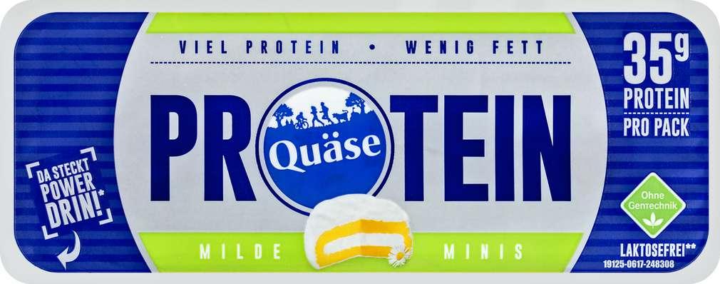 Abbildung des Sortimentsartikels Loose Quäse Protein mild Sauermilchkäse 1,5% Fett i.Tr. 115g