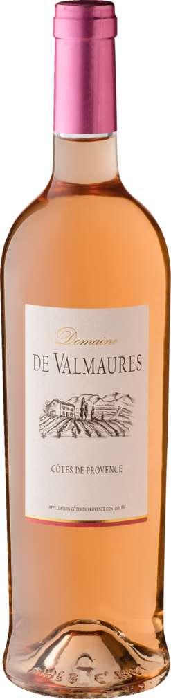 Abbildung des Sortimentsartikels Domaine de Valmaures Côtes de Provence 0,75l