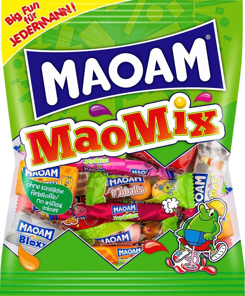 Abbildung des Sortimentsartikels Maoam MaoMix 250g