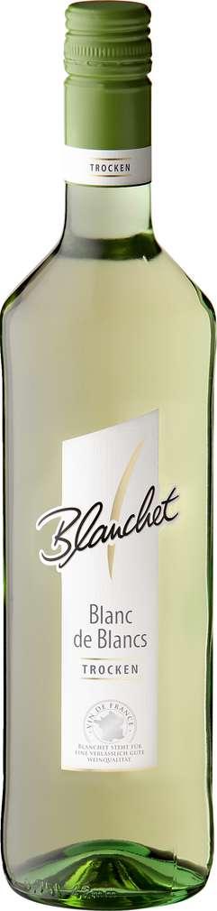 Abbildung des Sortimentsartikels Blanchet Blanc de Blanc trocken 0,75l