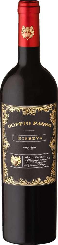Abbildung des Sortimentsartikels Doppio Passo Riserva 0,75l