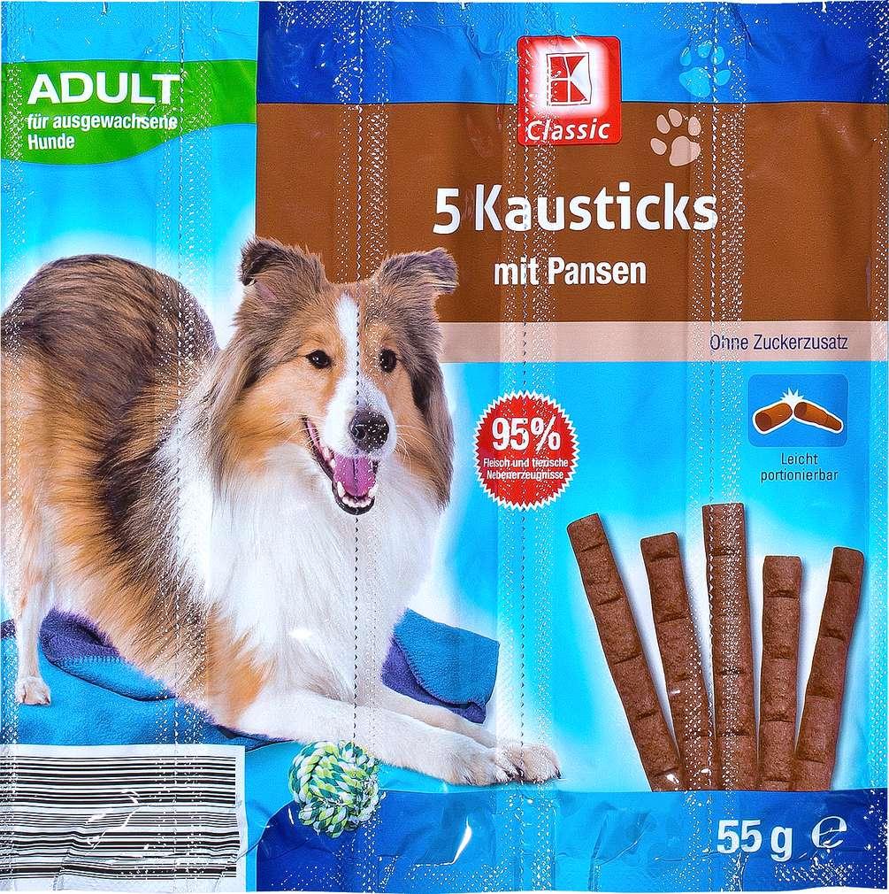 Abbildung des Sortimentsartikels K-Classic Kausticks Pansen 5x11g