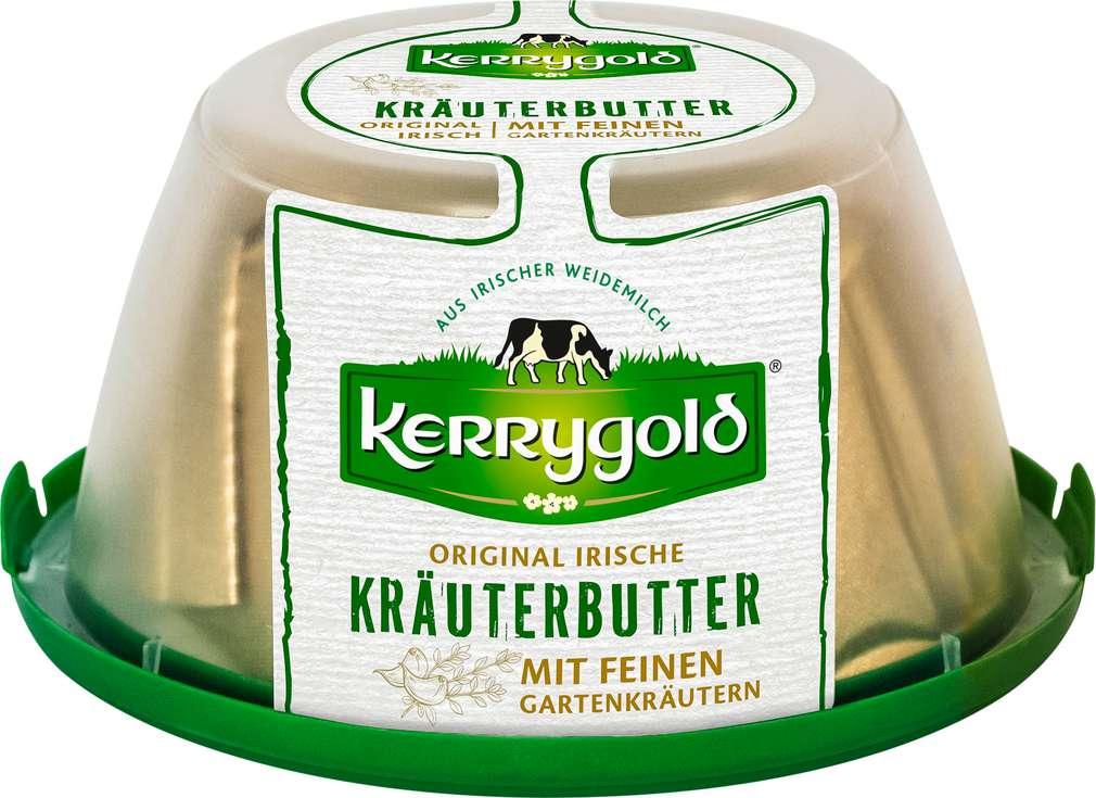 Abbildung des Sortimentsartikels Kerrygold Original irische Kräuterbutter 150g