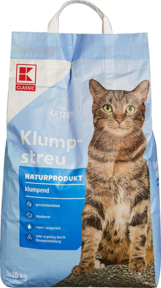 Abbildung des Sortimentsartikels K-Classic Klumpstreu 10kg