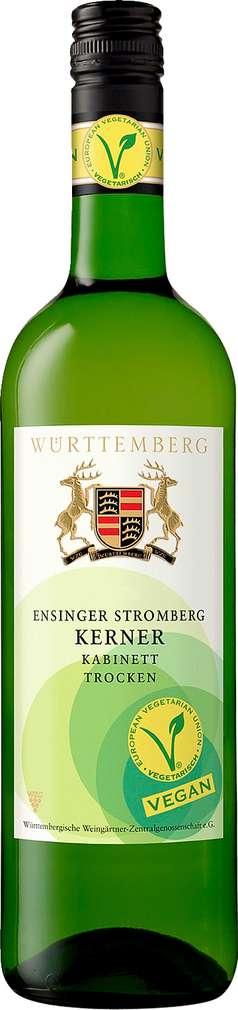 Abbildung des Sortimentsartikels WZG Ensinger Stromberg Kerner trocken 0,75l