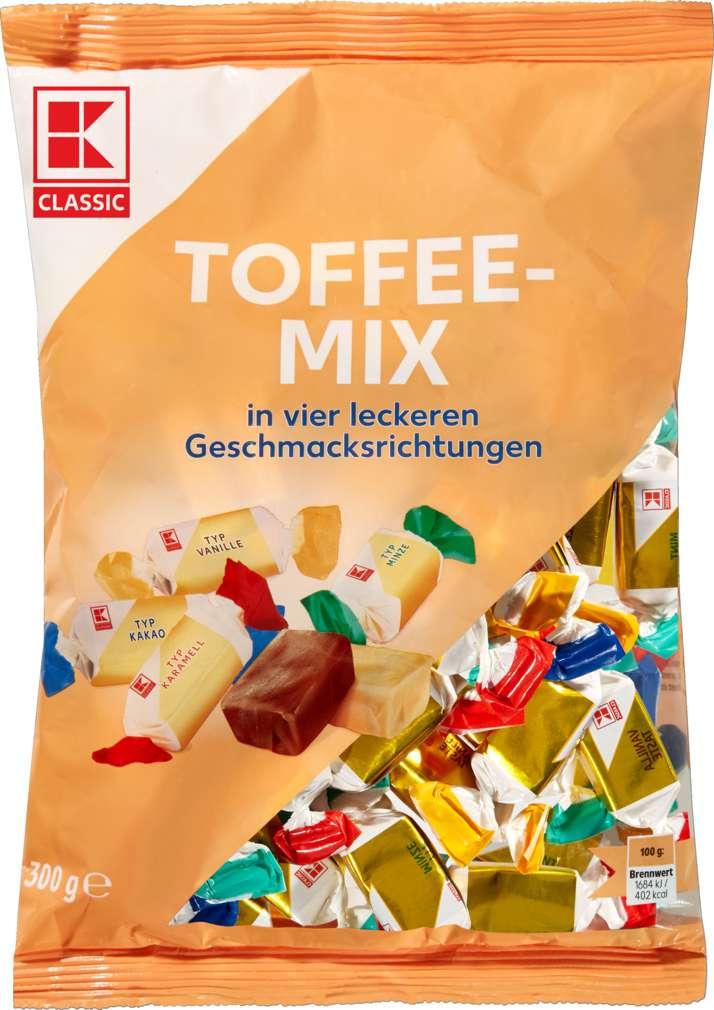 Abbildung des Sortimentsartikels K-Classic Toffee Mix 300g