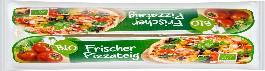 Abbildung des Sortimentsartikels  Bio Frischer Pizzateig 260g