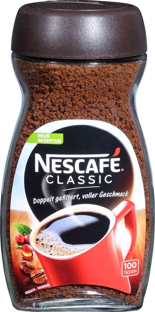 Abbildung des Sortimentsartikels Nescafé Classic 200g