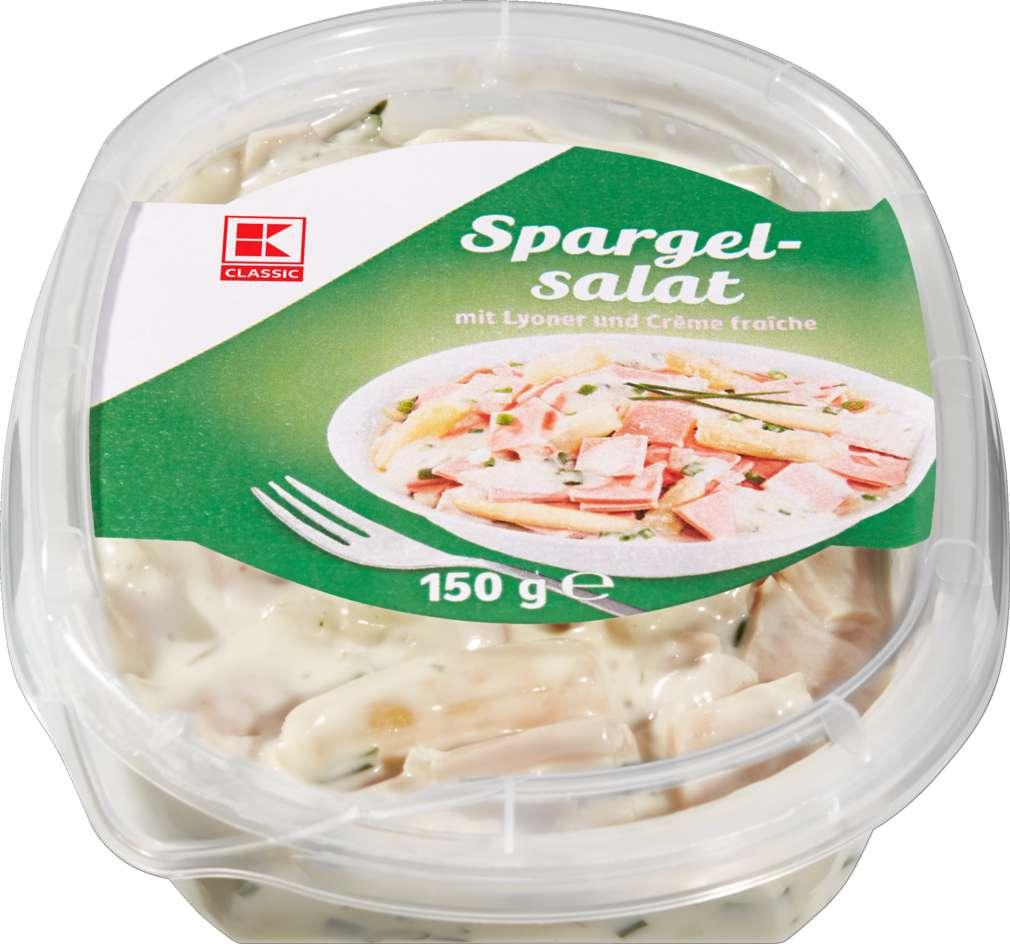 Abbildung des Sortimentsartikels K-Classic Spargelsalat 150g