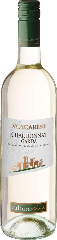 Abbildung des Sortimentsartikels Cultura Vini Chardonnay Garda 0,75l