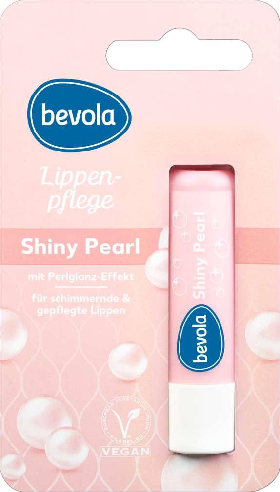 Abbildung des Sortimentsartikels Bevola Lippenpflegestift Pearl & Shine 4,8g