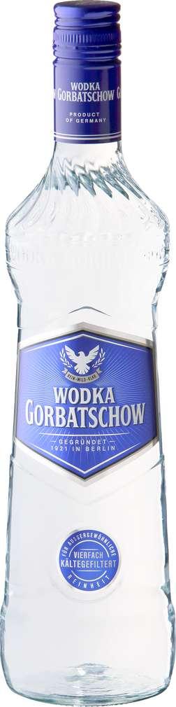 Abbildung des Sortimentsartikels Wodka Gorbatschow 0,7l
