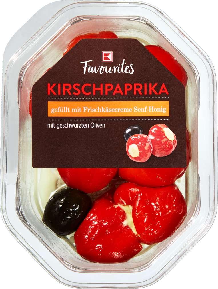 Abbildung des Sortimentsartikels K-Favourites Kirschpaprika Senf 150g