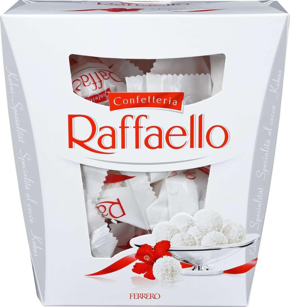 Abbildung des Sortimentsartikels Raffaello 230g
