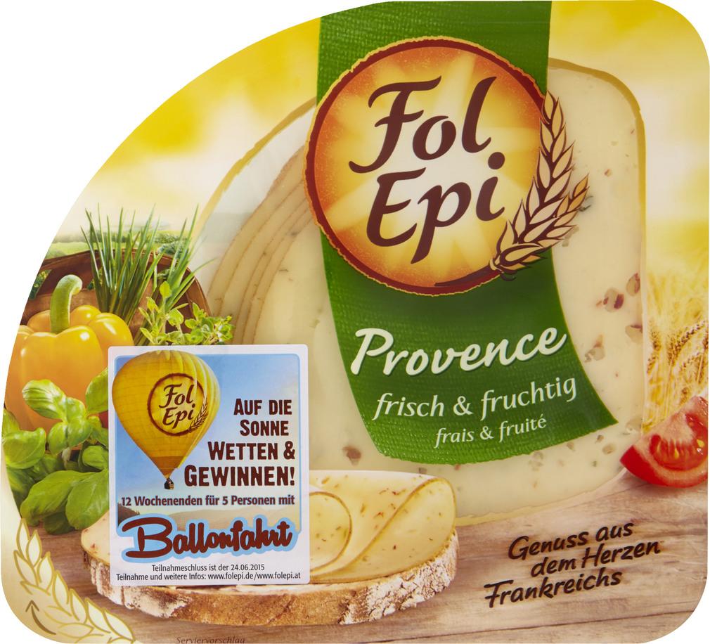 Abbildung des Sortimentsartikels Fol Epi Provence frisch & fruchtig 130g