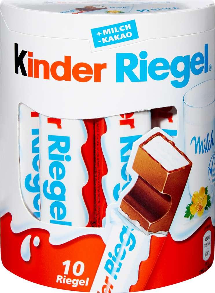 Abbildung des Sortimentsartikels Ferrero 10 Riegel