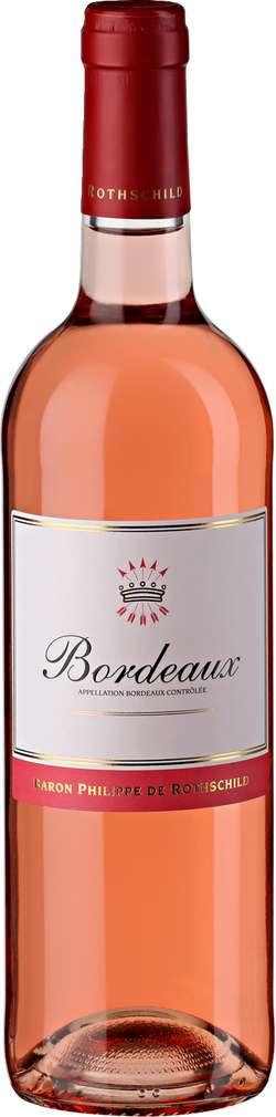 Abbildung des Sortimentsartikels Baron Philippe de Rothschild Bordeaux rosé 0,75l