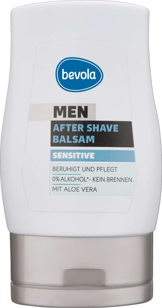 Abbildung des Sortimentsartikels Bevola After Shave Balsam sensitiv 100ml