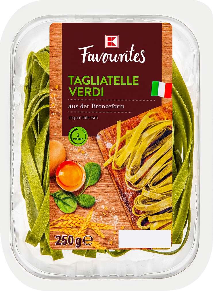 Abbildung des Sortimentsartikels K-Favourites Tagliatelle Verdi 250g