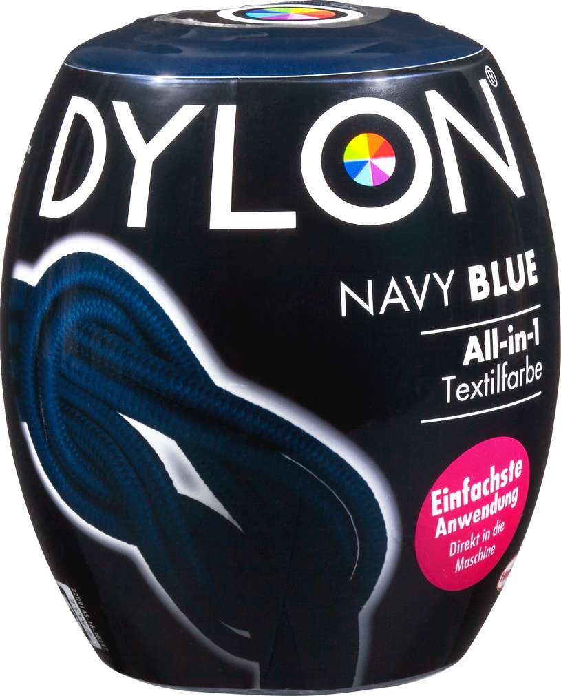 Abbildung des Sortimentsartikels Dylon Navy Blue 350g