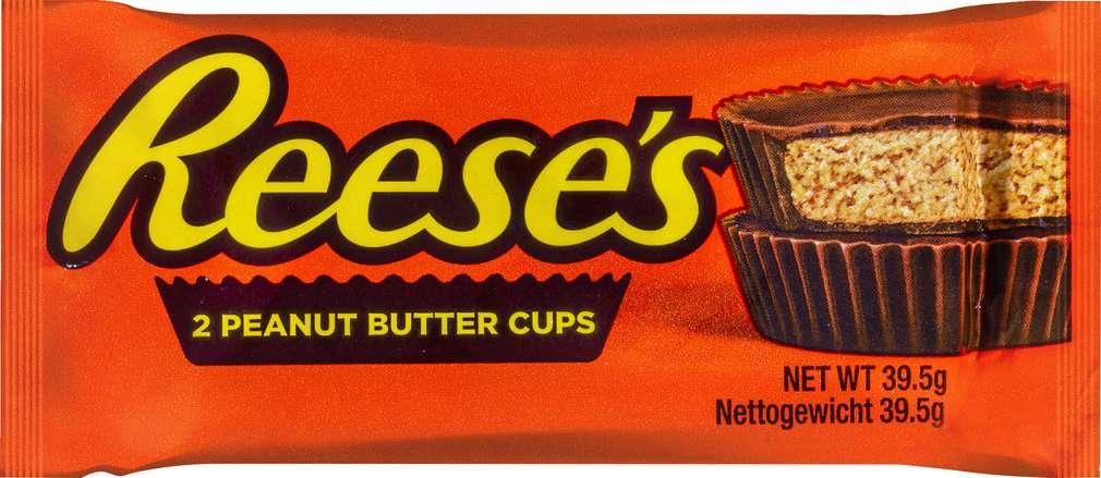 Abbildung des Sortimentsartikels Genuport Reese´s 2 Peanut Butter Cups 39,5g