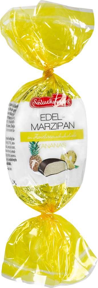 Abbildung des Sortimentsartikels Schluckwerder Edelmarzipan Ei Ananas 100g