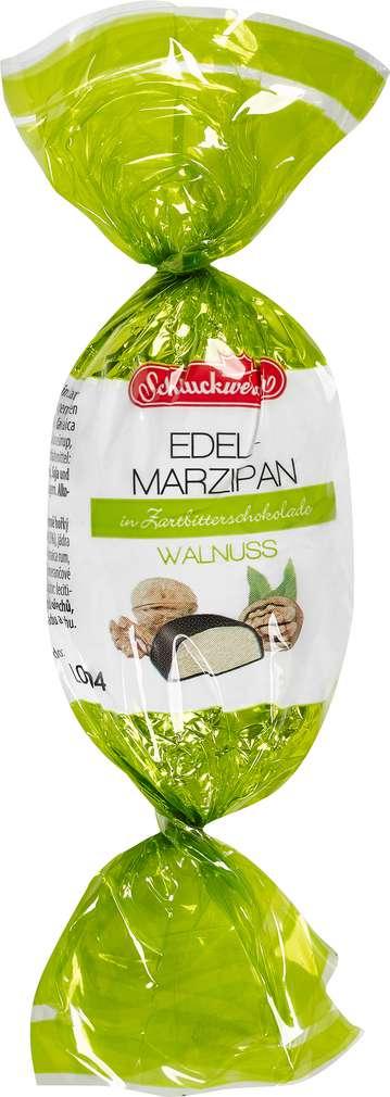 Abbildung des Sortimentsartikels Schluckwerder Edelmarzipan Ei Walnuss 100g