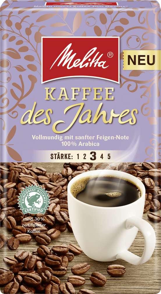 Abbildung des Sortimentsartikels Melitta Kaffee des Jahres 500g