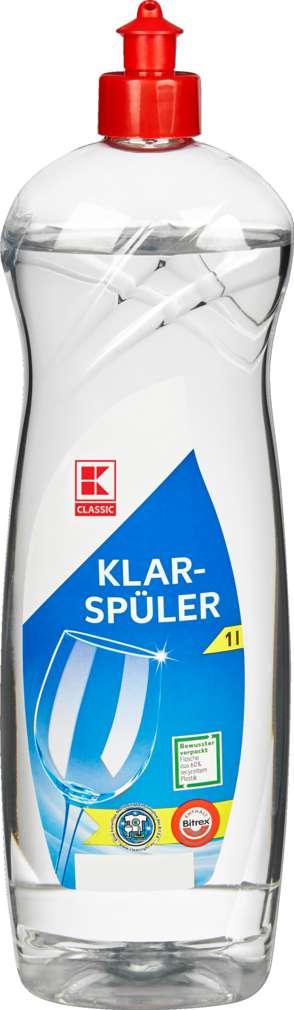 Abbildung des Sortimentsartikels K-Classic Klarspüler 1,0l