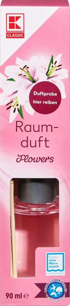 Abbildung des Sortimentsartikels K-Classic Raumduftset Flowers 90ml