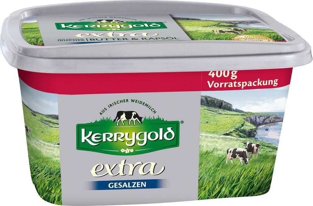 Abbildung des Sortimentsartikels Kerrygold Extra mit Meersalz 400g