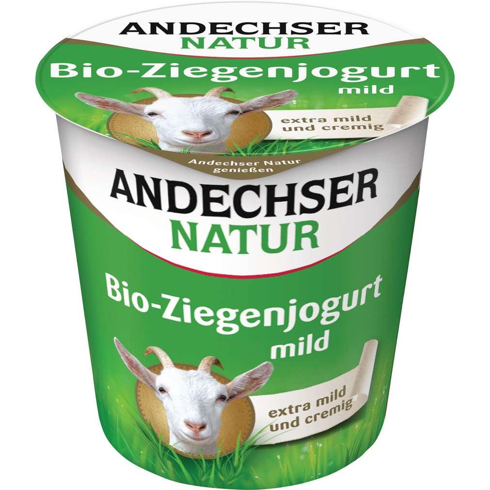 Abbildung des Sortimentsartikels Andechser Natur Bio-Ziegenjogurt mild 125g