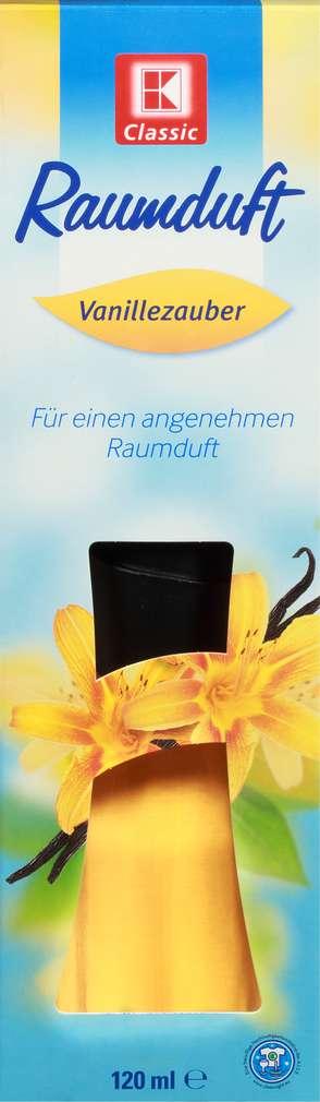 Abbildung des Sortimentsartikels K-Classic Raumduft Vanillezauber 120ml