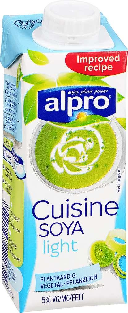 Abbildung des Sortimentsartikels Alpro Cuisine Soya light 5% 250ml