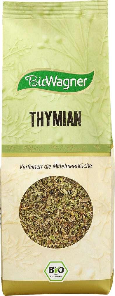 Abbildung des Sortimentsartikels BioWagner Thymian 30g