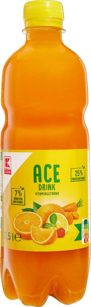 Abbildung des Sortimentsartikels K-Classic A.C.E Drink 0,5l