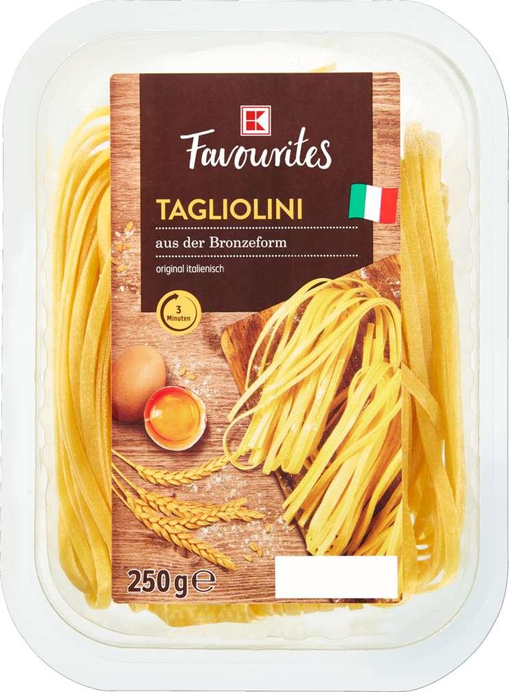 Abbildung des Sortimentsartikels K-Favourites Tagliolini 250g