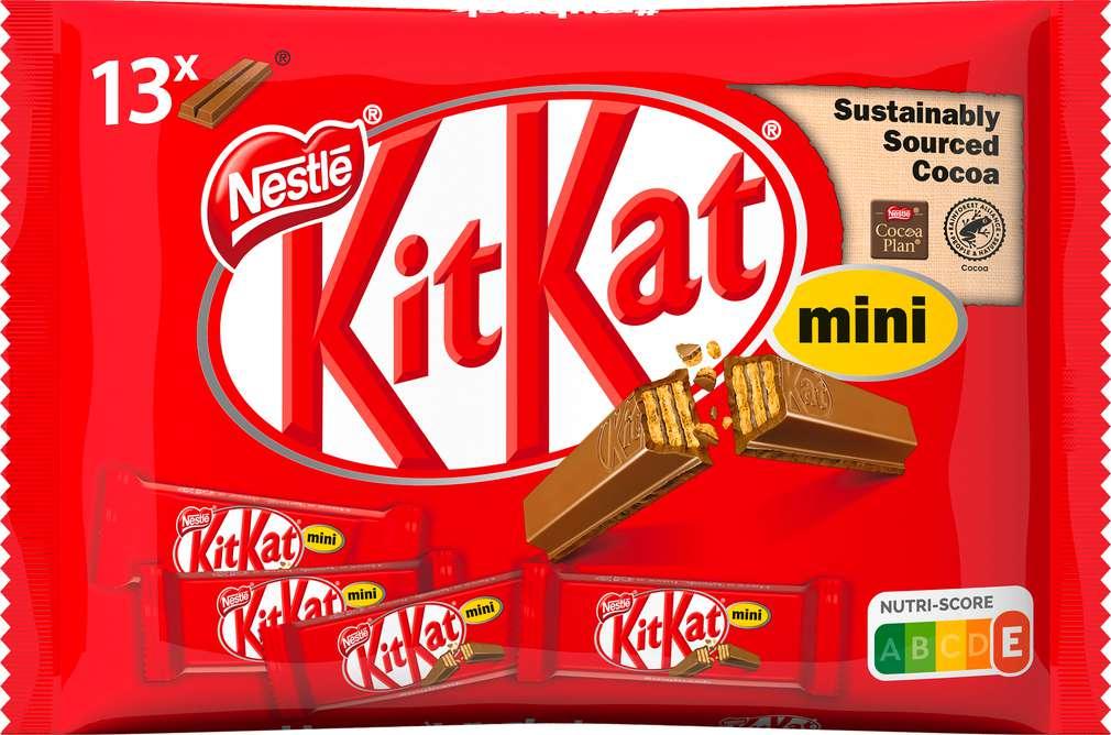 Abbildung des Sortimentsartikels KitKat Mini 217g