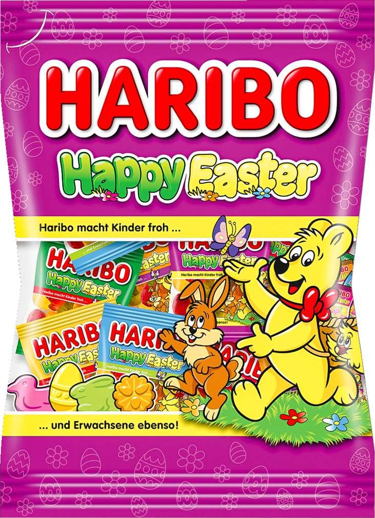 Abbildung des Sortimentsartikels Haribo Happy Easter 250g