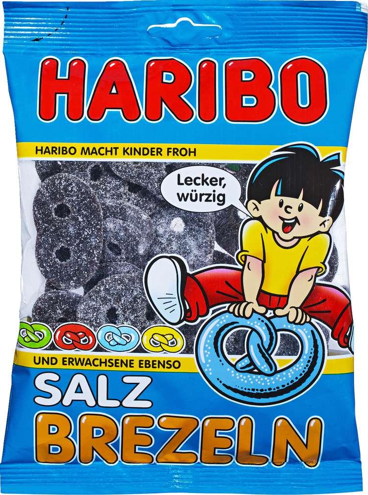 Abbildung des Sortimentsartikels Haribo Salzbrezeln