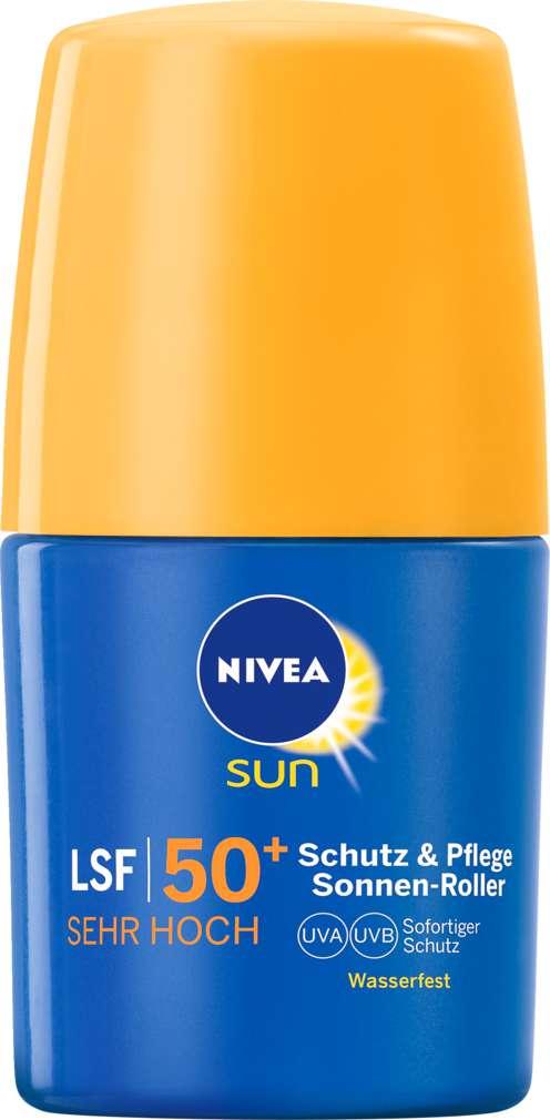 Abbildung des Sortimentsartikels Nivea Sun Schutz&Pflege Roller LSF 50+ 50ml